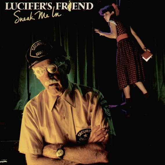 Lucifer's Friend — Sneak Me In