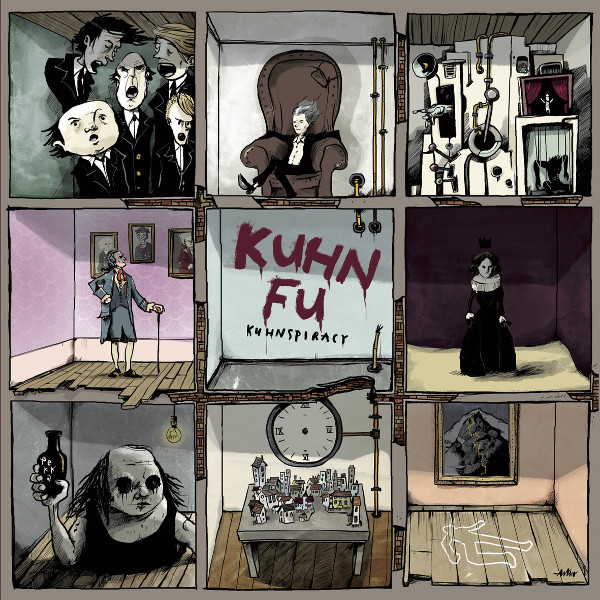 Kuhnspiracy Cover art