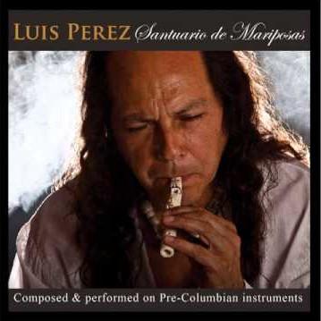 Luiz Pérez — Santuario de Mariposas