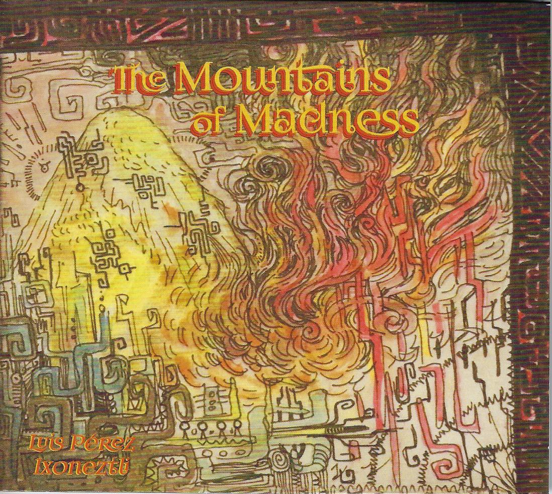 The Mountains of Madness Cover art