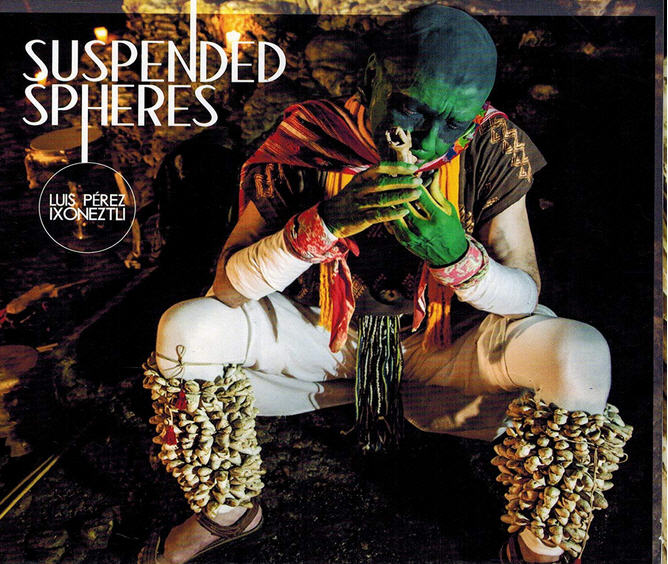 Luiz Pérez Ixonetzli — Suspended Spheres