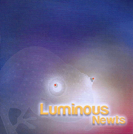 Luminous Newts Cover art