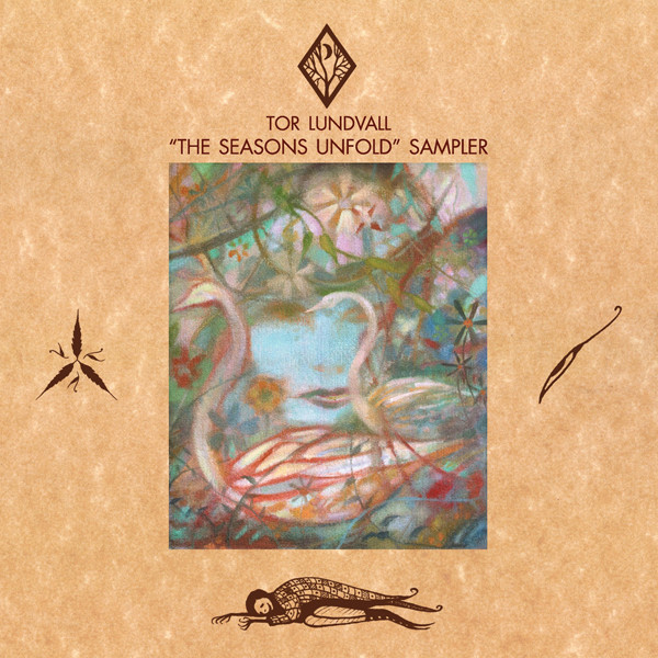 The Seasons Unfold Sampler Cover art