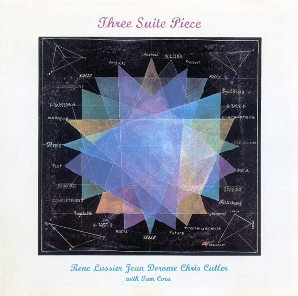 Three Suite Piece Cover art