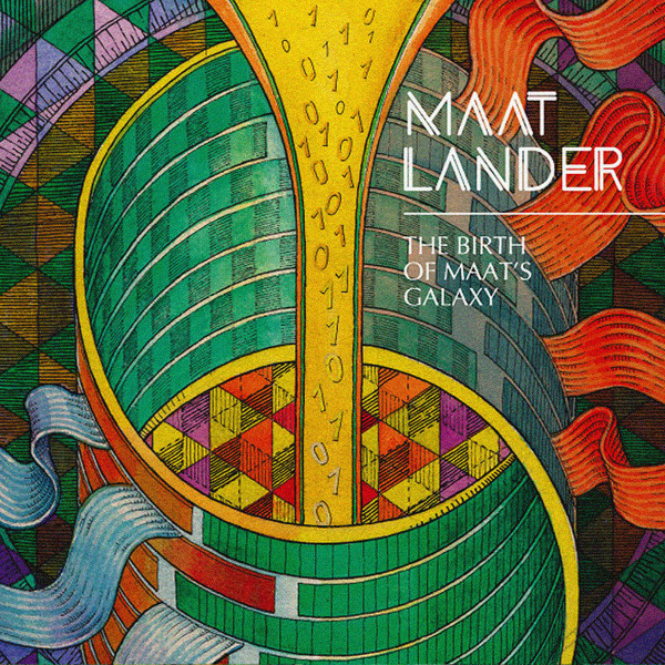 Maat Lander — The Birth of Maat's Galaxy