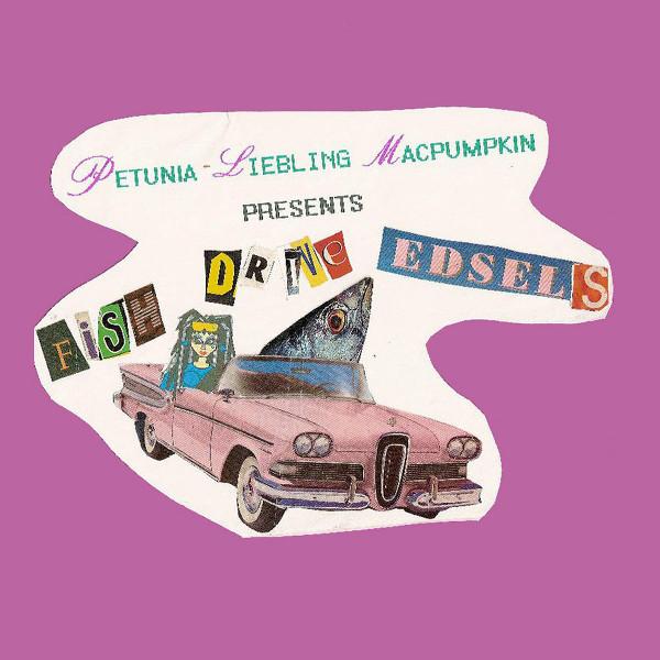 Petunia-Liebling MacPumpkin — Fish Drive Edsels