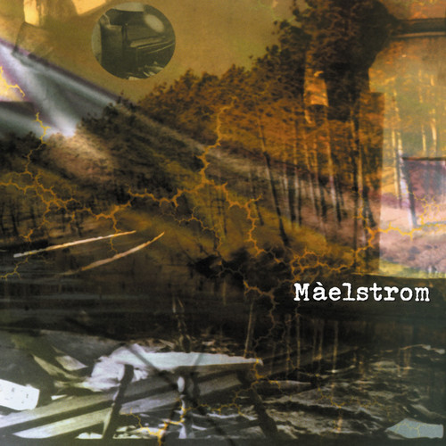 Maelstrom (AKA On the Gulf) Cover art