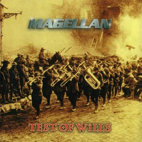 Magellan — Test of Wills