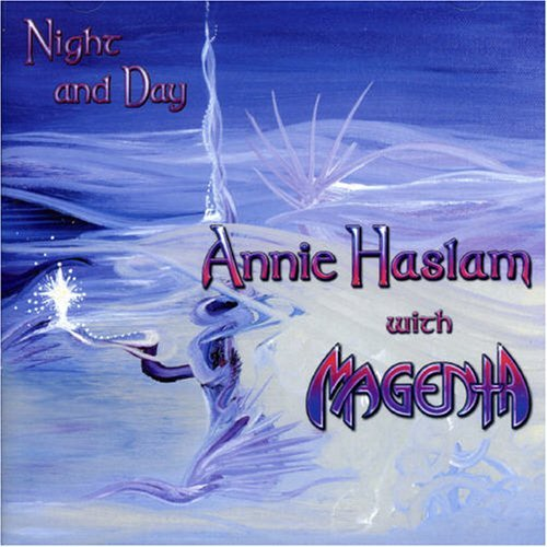Annie Haslam with Magenta — Night and Day