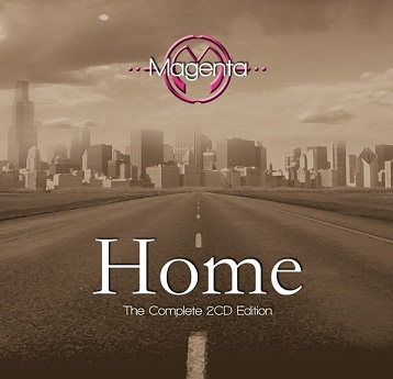 Magenta — Home - The Complete 2CD Edition