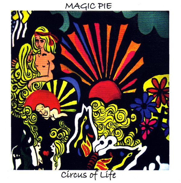 Magic Pie — Circus of Life