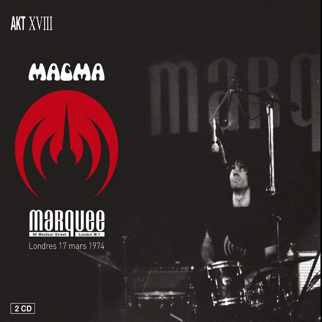 Magma — Londres 17 Mars 1974