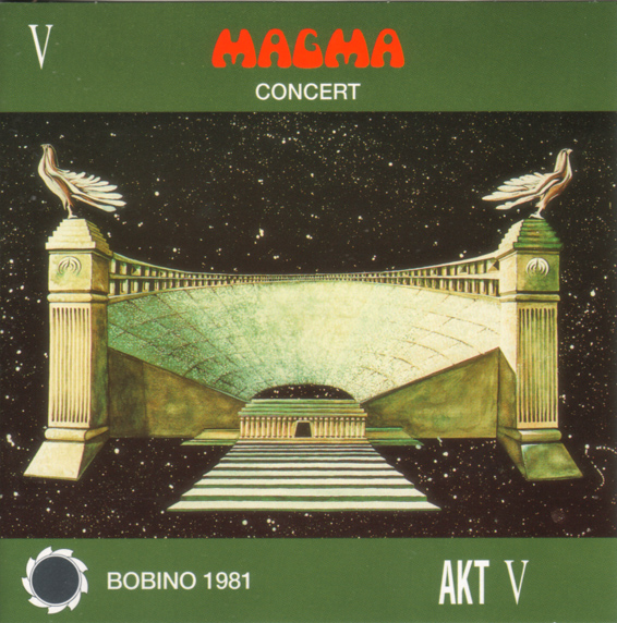 Magma — Concert - Bobino 1981