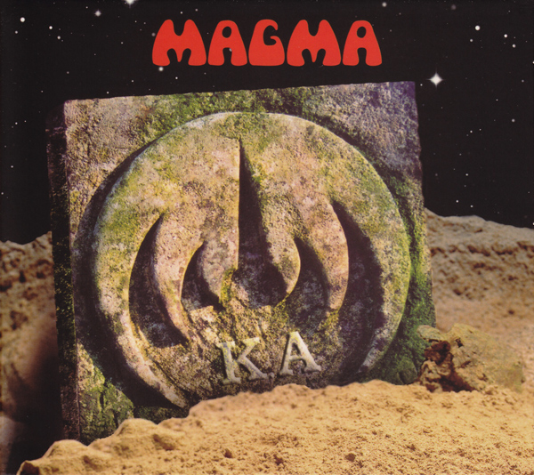 Magma — K.A.