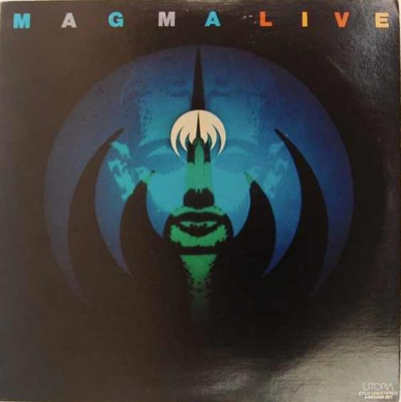 Magma — Live (Hhaï)