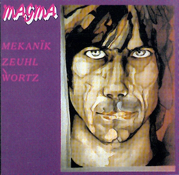 Mekanïk Zeuhl Wortz Cover art