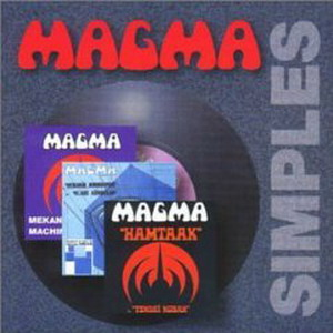 Magma — Simples