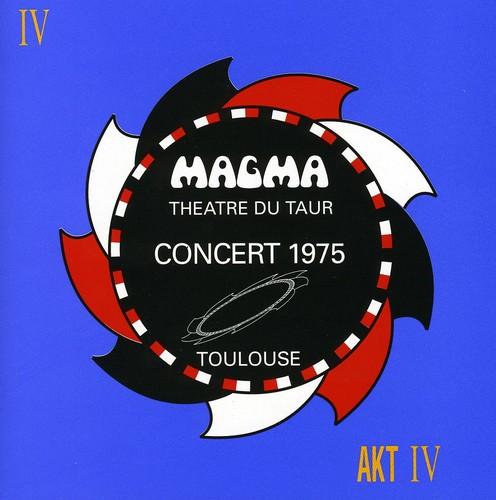 Magma — Théâtre du Taur - Concert 1975 - Toulouse