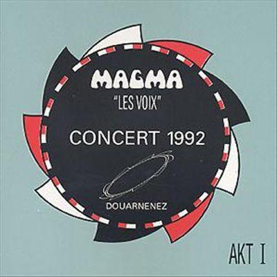 Magma —