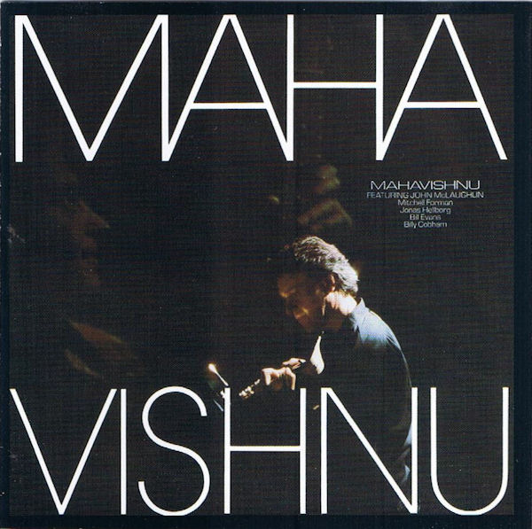 Mahavishnu Cover art