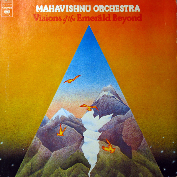 Mahavishnu Orchestra — Visions of the Emerald Beyond