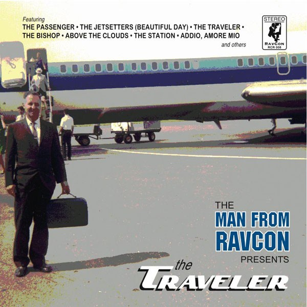 The Man from RavCon — The Traveler