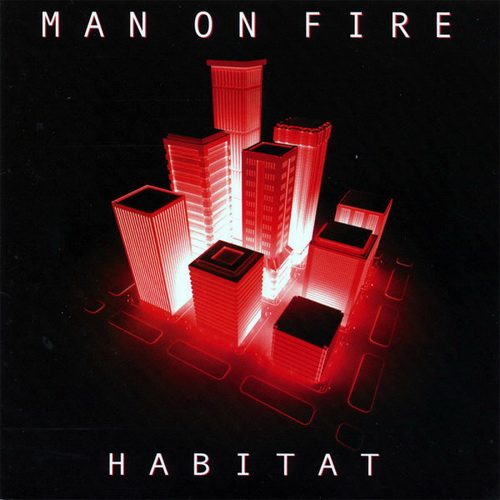 Adrian Belew and Man on Fire — Habitat