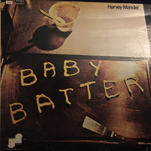 Harvey Mandel — Baby Batter
