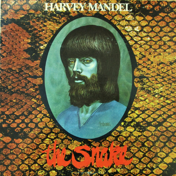 Harvey Mandel — The Snake