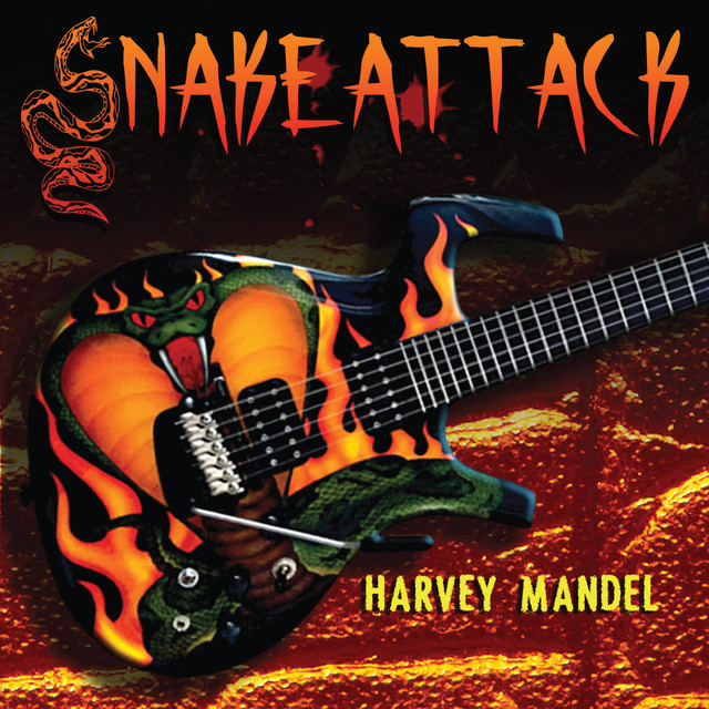 Harvey Mandel — Snake Attack