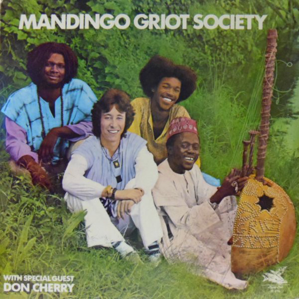 Mandingo Griot Society album cover