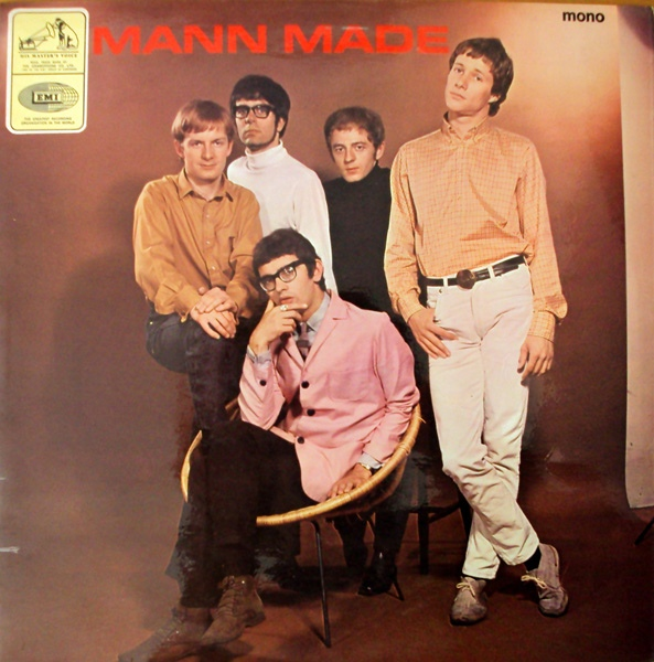 Manfred Mann — Mann Made