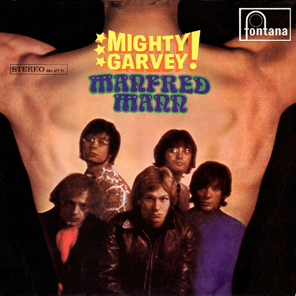Manfred Mann — Mighty Garvey!