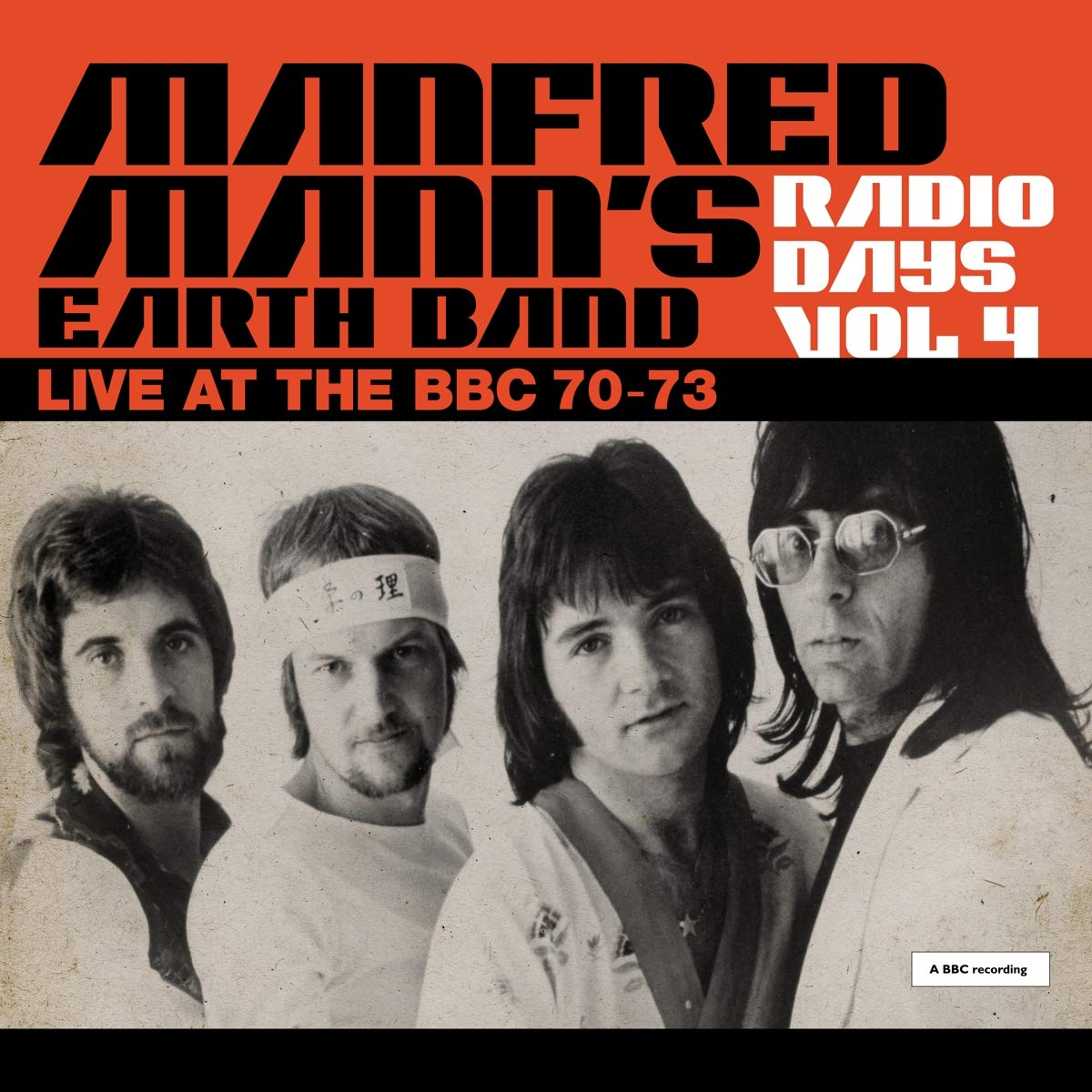 Manfred Mann's Earth Band — Radio Days Vol 4 - Earth Band