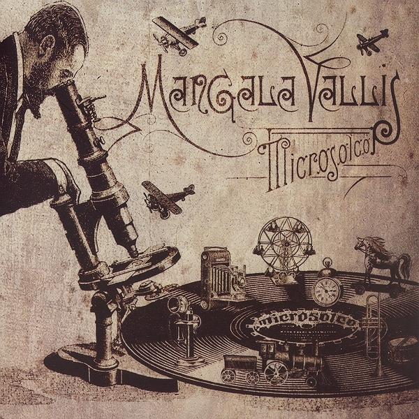 Mangala Vallis — Microsolco