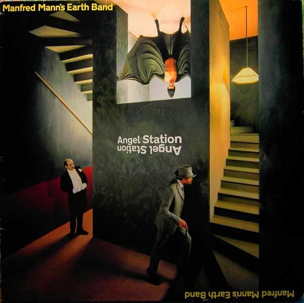 Manfred Mann's Earth Band — Angel Station