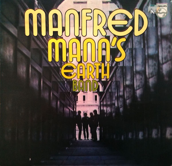 Manfred Mann's Earth Band — Manfred Mann's Earth Band