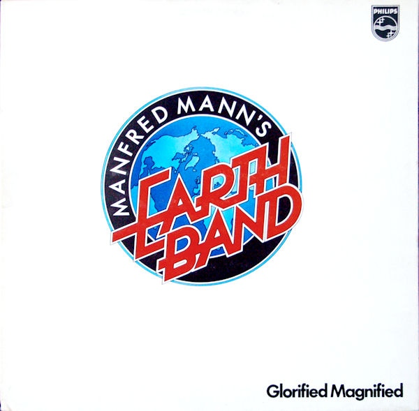 Manfred Mann's Earth Band — Glorified Magnified
