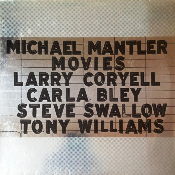 Michael Mantler — Movies