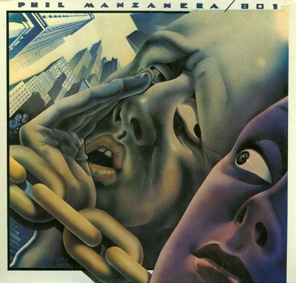 Phil Manzanera / 801 — Listen Now