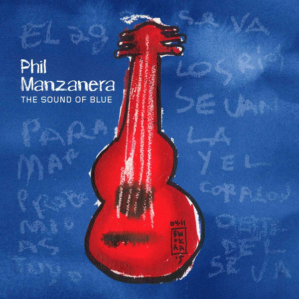Phil Manzanera — The Sound of Blue