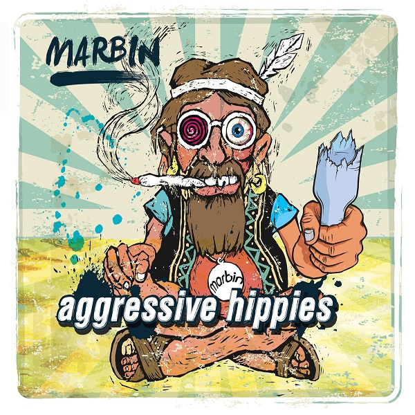 Aggressive Hippies Cover art