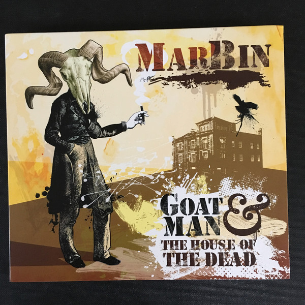 Marbin — Goatman and the House of the Dead