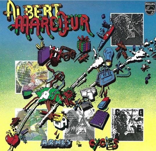 Albert Marcœur — Armes & Cycles