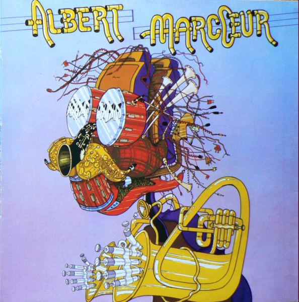 Albert Marcœur — Albert Marcœur