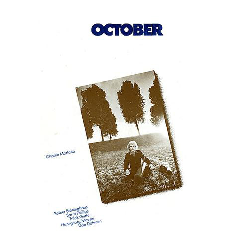 Charlie Mariano — October