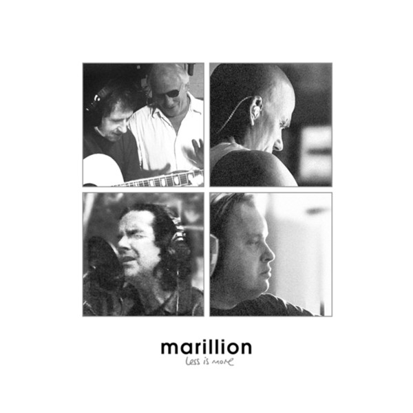 Marillion — Less Is More