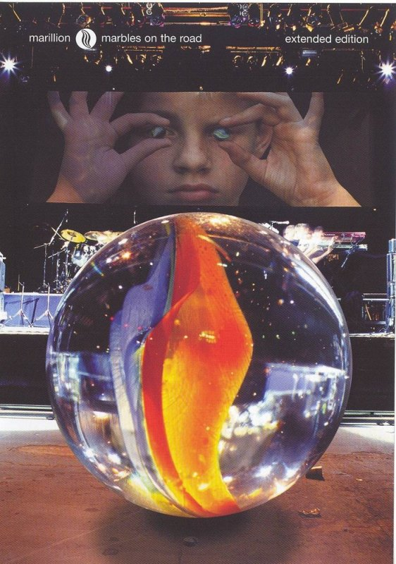 Marillion — Marbles on the Road