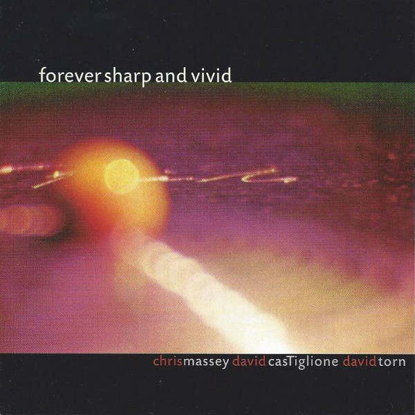 Forever Sharp and Vivid Cover art