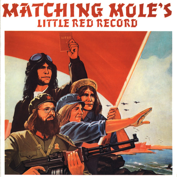 Matching Mole — Matching Mole's Little Red Record